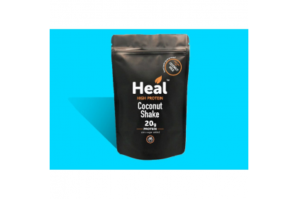 [MPLUS] HEAL High Protein Coconut Shake 465g