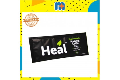 [MPLUS] Heal High Protein Matcha Latte 30G