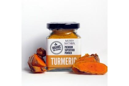 [MPLUS] Merry Nation Turmeric Powder 100G