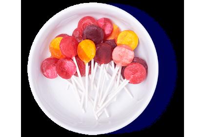 [MPLUS] Organic Lollipops [Yummy Earth] 1S