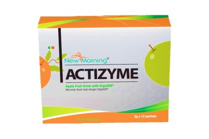 [MPLUS] NEW MORNING ACTIZYME 15'S X 2G