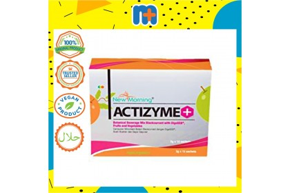 [MPLUS] New Morning Actizyme+ 15'S X 2G
