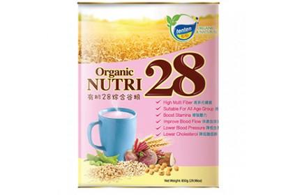 [MPLUS] O'DAILY Organic Nutri 28 850g