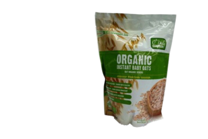 [MPLUS] O'DAILY Organic Instant Baby Oat 500g