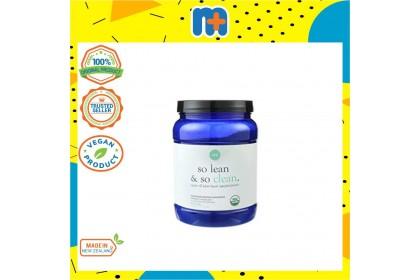 [MPLUS] ORA ORGANIC So Lean & So Clean Organic Protein Powder Chocolate 600g