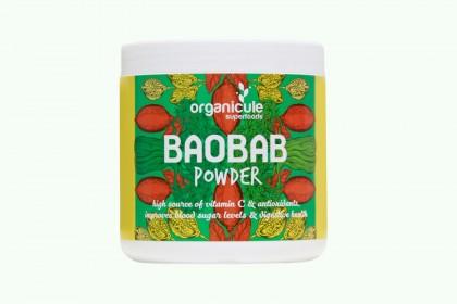[MPLUS] ORGANICULE BAOBAB POWDER 300G