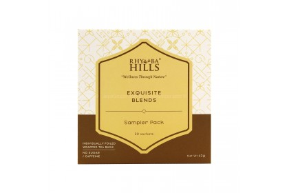 [MPLUS] RHYMBA HILLS Exquisite Blend 20 Sachets