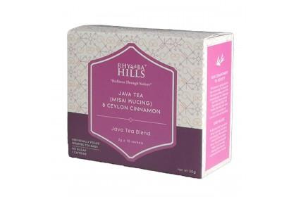 [MPLUS] RHYMBA HILLS Java Tea Blend 10 Sachets X 2G