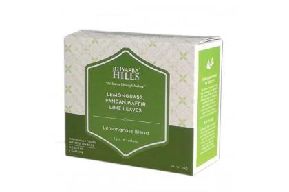 [MPLUS] RHYMBA HILLS Lemongrass Blend 10 Sachets X 2G