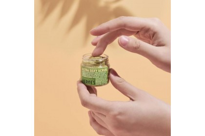 [MPLUS] HANDMADE HEROES Coco-Licious Lip Scrub 35G (Matcha Latte)
