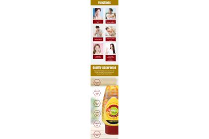 [MPLUS] EU YAN SANG Honey Mart Euphoria Longana Honey 500g