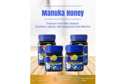[MPLUS] EU YAN SANG Honey Mart Manuka Honey MGO 250+ 250g