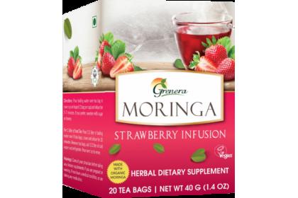 [MPLUS] Grenera Moringa Strawberry Infusion