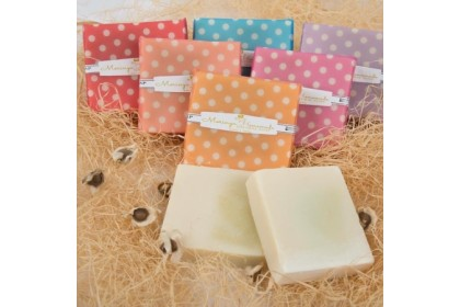 [MPLUS] Moringa Handmade Soap 100G