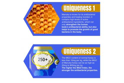 [MPLUS] EU YAN SANG Honey Mart Manuka Honey Mgo 400+ 250g