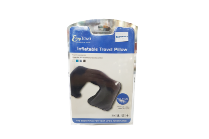 [MPLUS] EASY TRAVEL INFLATABLE TRAVEL PILLOW