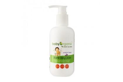 [MPLUS] BABY ORGANIX Vitamin Baby Lotion 250ml