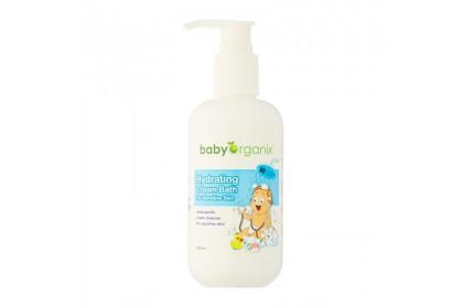 [MPLUS] BABY ORGANIX Hydrating Cream Bath 250ml