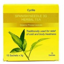 CYRILLE SPANISH NEEDLE HERBAL TEA 15S