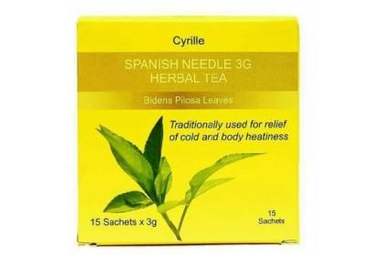 [MPLUS] Cyrille Spanish Needle Herbal Tea 15S