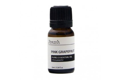 (MPLUS) JEANIE BOTANICALS PINK GRAPEFRUIT PURE ESSENTIAL OIL 10ML