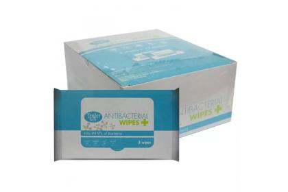 [MPLUS] TENDER SOFT Antibacterial Wipes 12 X 8S