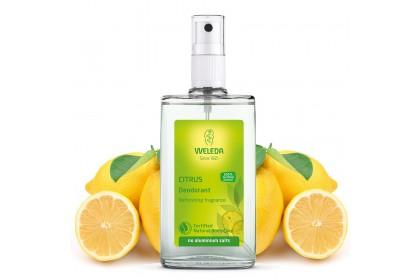 [MPLUS] WELEDA Citrus Deodorant 100ml