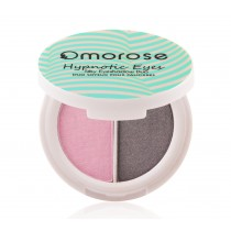 OMOROSE HYPNOTIC EYES SILKY EYESHADOW DUO -    COME-TO-BED 3.5G