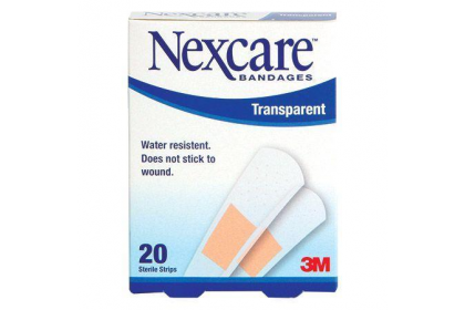 [MPLUS] NEXCARE Trans Strips 20S