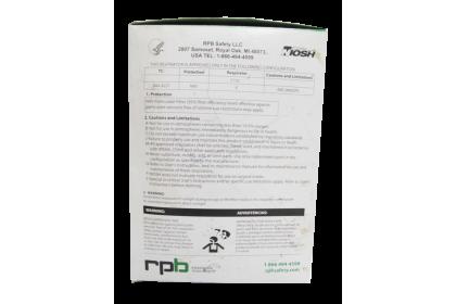 [MPLUS] RPB N95 FACE MASK MODEL F720 20S
