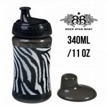 BABY CUP 340ML - ZEBRA 90804
