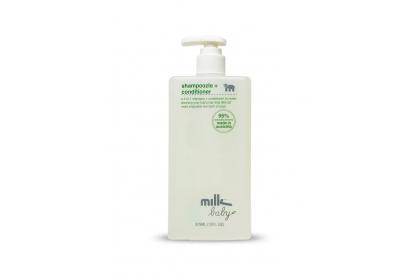 [MPLUS] MILK & CO Baby Shampoolze & Conditioner 375ml
