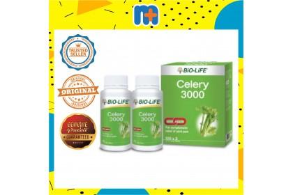 [MPLUS] Biolife Celery 3000 Tablet 100Sx2