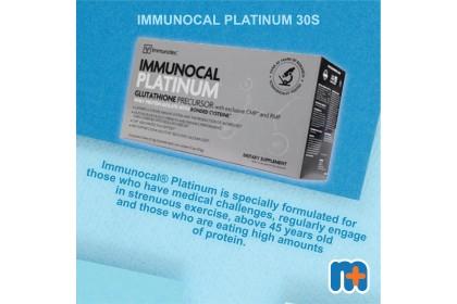 [MPLUS] Immunocal Platinum 30s