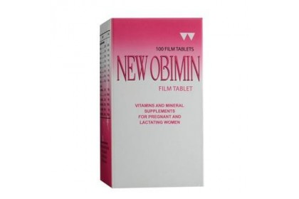 NEW OBIMIN TABLET 100S