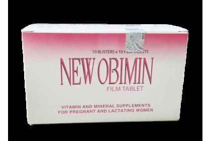 (MPLUS) NEW OBIMIN TABLET 100S