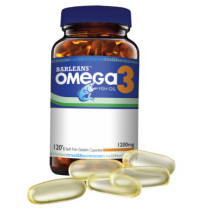 BARLEANS OMEGA 3 FISH OIL 1200MG 120S