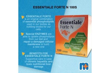 [MPLUS] ESSENTIALE Forte N 2x50s