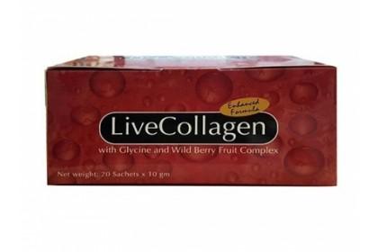 [MPLUS] DYNAMIC NUTRITION Live Collagen 10g X 20 Sachets