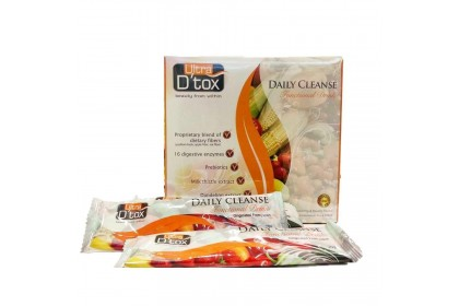 (MPLUS) ULTRA D TOX DAILY CLEANSE 15'S