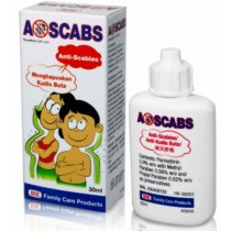 A-SCABS LOTION 30ML