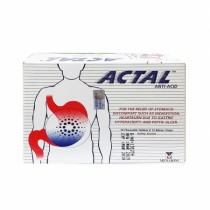 ACTAL 360MG TABLET 12X10S