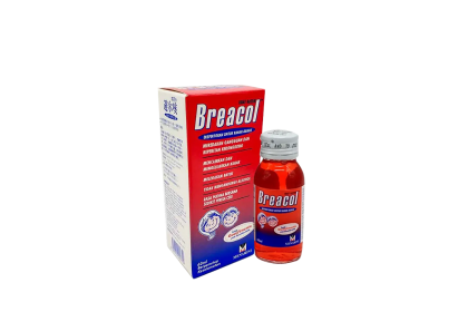 [MPLUS] BREACOL Cough Syrup Child 60ml