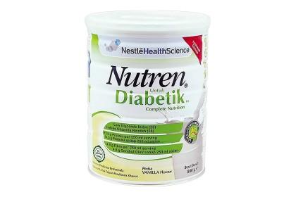 [MPLUS] Nestle Nutren Diabetik Scoop 800G [Vanilla]