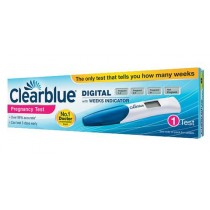 CLEARBLUE DIGITAL PREGNANCY TEST WITH CONCEPTION INDICATOR 1S