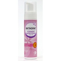 BETADINE FEMININE WASH MOIST AND CALENDULA 200ML