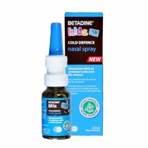 BETADINE NASAL SPRAY KIDS V20ML