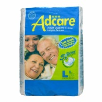 ADCARE ADULT LEAK GUARD DIAPERS L8