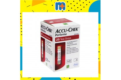 [MPLUS] Accuchek Performa Strip 25S