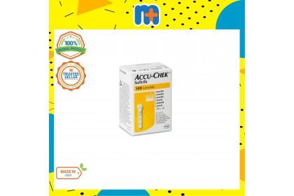 [MPLUS] ACCU-CHEK Softclix Lancets 100S